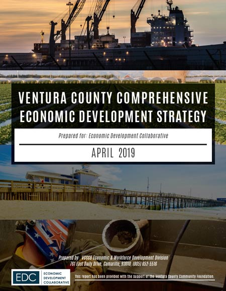 ceds cover 450x581 - County of Ventura