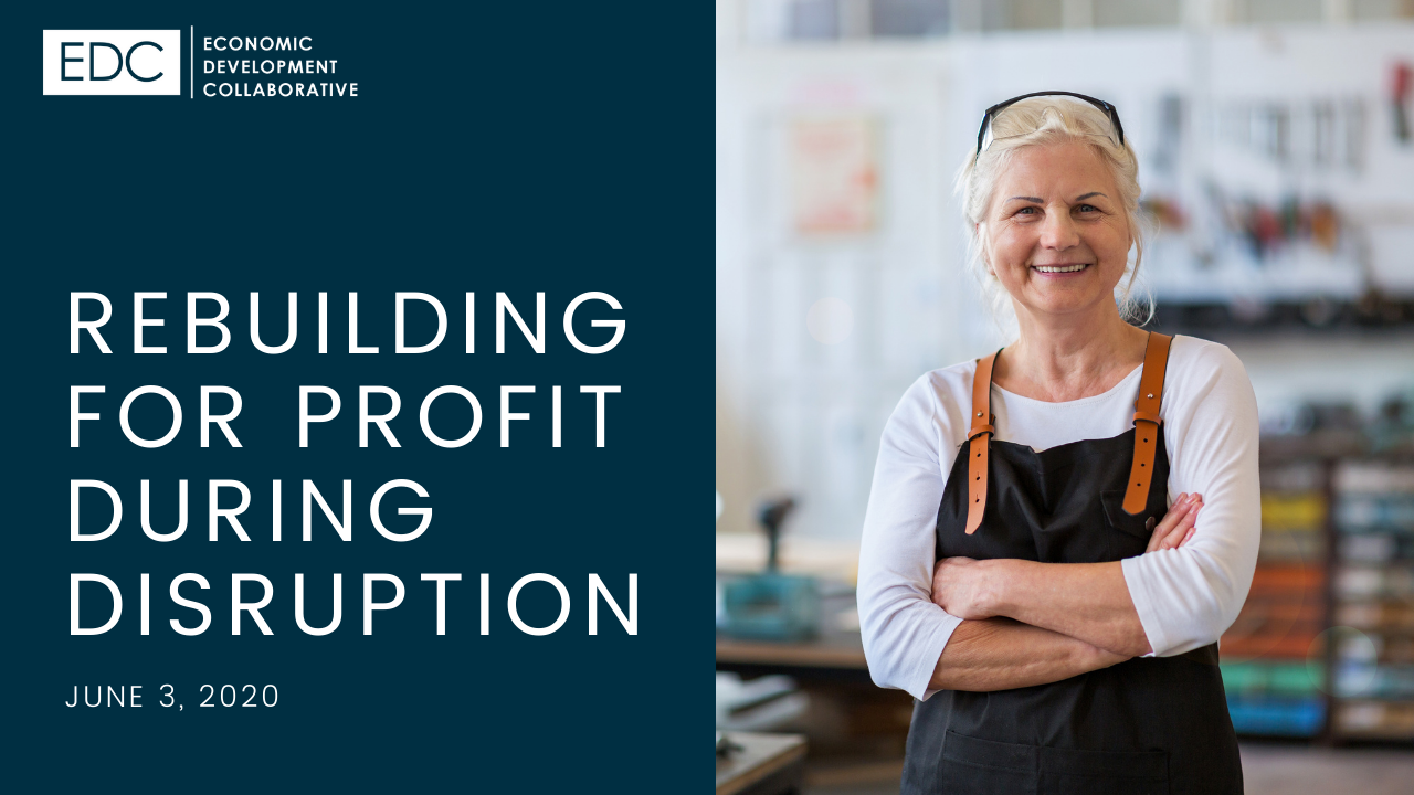Rebuilding - Navigating Local, State and Federal Resources for Nonprofit Organizations