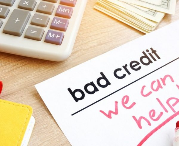 Business loan despite poor credit